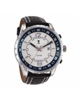 DVINE White Dial Men's Watch DM6001 WT01