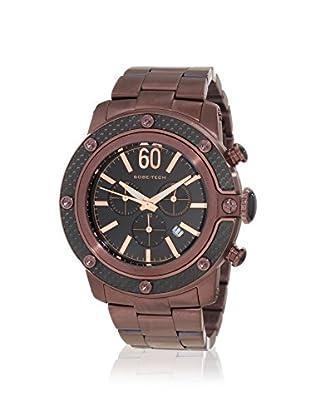 Glam Rock Men's GR33109 SoBe Chronograph Brown/Black Stainless Steel Watch