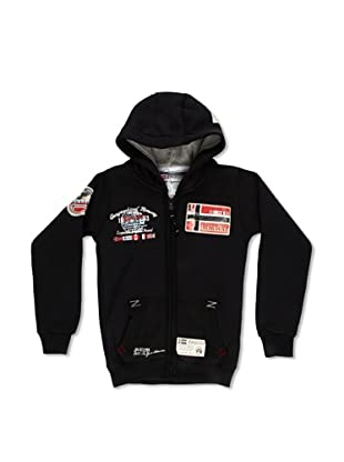 Geographical Norway Sudadera Glasquow (Negro)