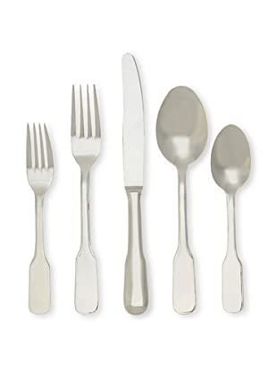 LeBrun 20-Piece Goldsmith Collection Luteccia Cutlery Set