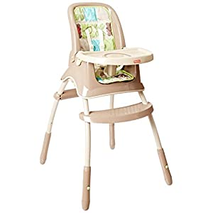 Fisher-Price Rainforest Friends Grow-With-Me High Chair