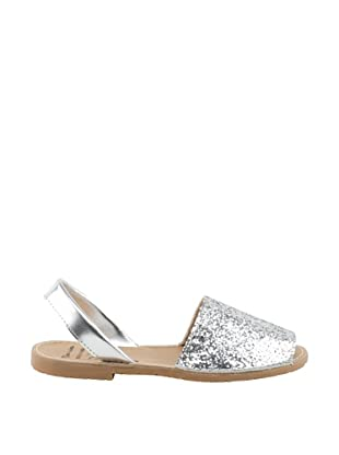 Daneris Avarca Clásica Glitter (Plata)