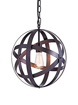 Zuo Plymouth Ceiling Lamp, Rust