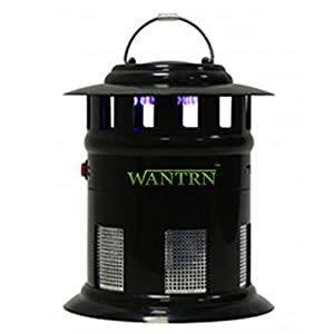 WANTRN 3 in 1 Mosquito Killer Trap with Hanging Stand