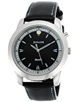Sonata Analog Black Dial Men's Watch - NB7086SL02