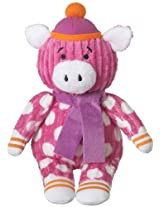 "Monkeez ""Puddles"" Mini Purple Pig Plush"