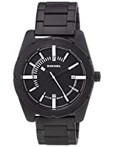 Diesel Analog Black Dial Men's Watch - DZ1596
