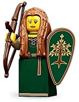 Lego 71000 Series 9 Minifigure Forest Maiden