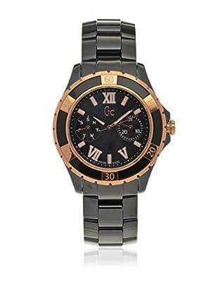 Guess Uhr mit schweizer Quarzuhrwerk Woman X69004L2S NEGRO