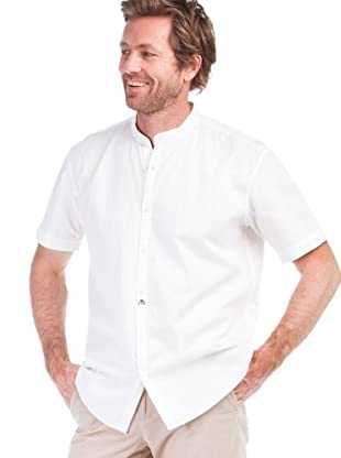 Cortefiel Camisa Mao (blanco)