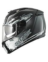 Shark Speed-R Duke Helmet-Grey-Black-L