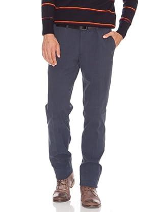 Barbour Pantalón Chino (Azul)