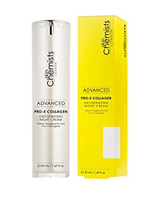 SKINCHEMISTS Nachtcreme Advanced Pro-5 Collagen 50.0 ml, Preis/100 ml: 47.98 EUR