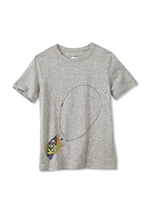kicokids Boy's D.I.Y Candy Scatter Tee (Grey)
