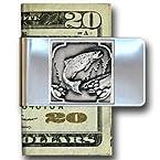 Large Money Clip - Fish [Apparel]