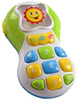 Mee Mee Musical Treat Phone, Multi Color