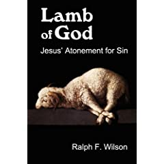 Lamb of God: Jesus' Atonement for Sin