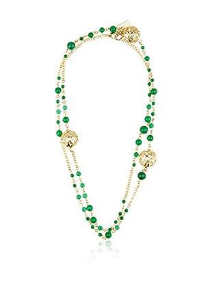 Borbonese Collana 992904 Verde