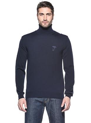 Versace Collection Jersey Toumas (Azul Marino)