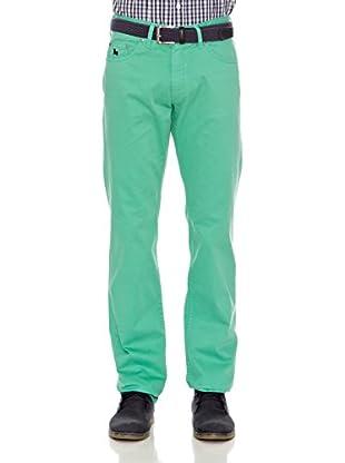Toro Pantalón 5 Bolsillos (Verde)
