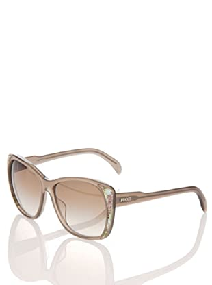 Emilio Pucci Sonnenbrille EP691S taupe