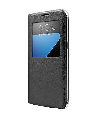 Unotec Funda Flip-S Samsung S7 Edge Negro