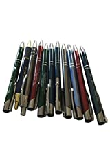 Misprint Metal Retractable Ballpoint Pens (Assorted) (Pack Contains 50 Pens)