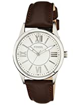 Fossil End-of-Season Other - Me Analog Off-White Dial Men's Watch -BQ1137