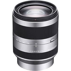 【クリックでお店のこの商品のページへ】Amazon.co.jp SONY 標準ズームレンズ E 18-200mm F3.5-6.3 OSS APS-C対応 カメラ・ビデオ通販