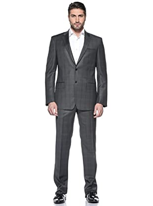 Versace Collection Traje Otto (Gris)