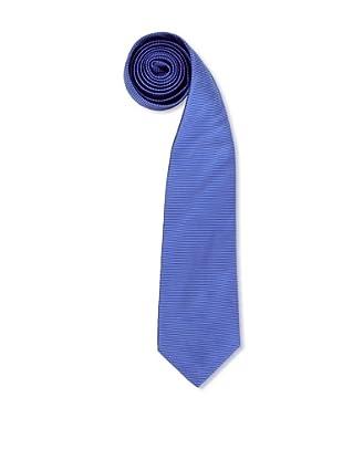 Olimpo Corbata Micro Rayas (Azul)