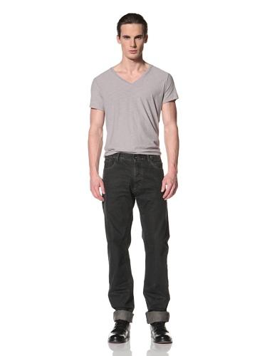 Rick Owens DRKSHDW Men's Berlin Cut Pant (Dark Shadow)