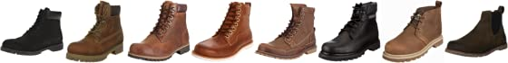 Timberland Men's Earthkeepers 2.0 Rugged Chelsea Pull On Boot