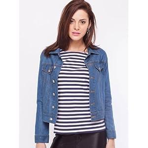 KOOVS Women's Jacket - Blue