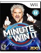 Minute To Win It (Nintendo Wii)