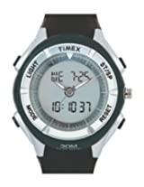 Timex Analog-Digital Grey Dial Men's Watch - NM35