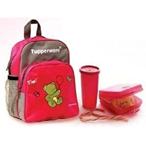 Tupperware Tiwi Munch (Incl. Bag)