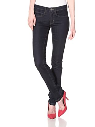 Domino Women's Jane Skinny Jean (Purple)