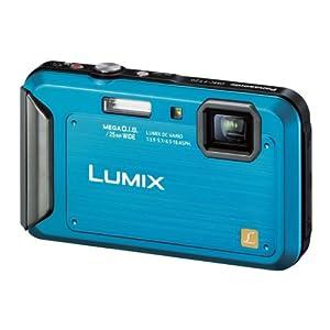 Panasonic デジタルカメラ ルミックス 防水モデル DMC-FT20