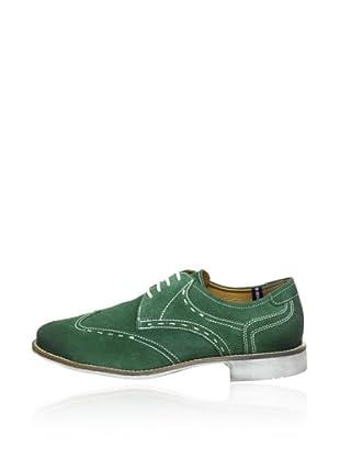 Fretz Men Zapatos Derby Andrew (Verde)