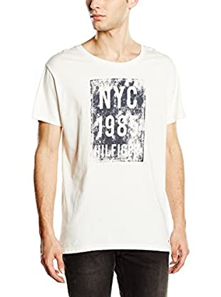 Tommy Hilfiger T-Shirt New York Distressed Prt