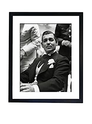 Mazali - Culture Décor Wandbild Clark Gable