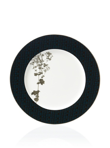Noritake Everyday Elegance Verdena Round Platter (Platinum)
