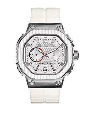 Marc Ecko Reloj The Tractor Blanco