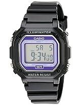 Casio Kids F-108Whc-1Bcf Classic Digital Display Quartz Black Watch