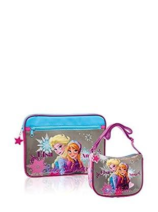 Disney Umhängetasche + Tablethülle Sisters Forever
