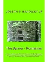 The Barrier Romanian
