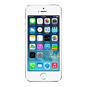 Apple iPhone 5s (Silver, 32GB)