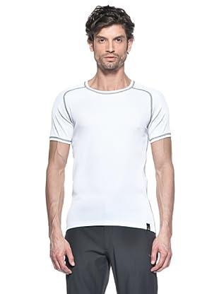 Salewa Íntimo Camiseta Sirius M (Blanco)