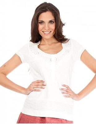 Cortefiel Shirt (Weiß)